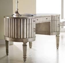 Kidney Shaped Writing Desk by Hooker Furniture Home Office Melange Fluted Kidney Desk 638 10006