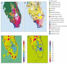 temperature map of florida sofia crop freezes and land use change in florida