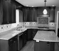 Small Black And White Kitchen Ideas Small Kitchen Ideas White Cabinets U2013 Thelakehouseva Com