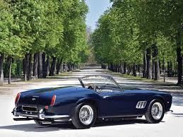 ferrari classic models classic ferrari 250 gt california spyder could fetch over u20ac13