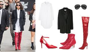country road womens boots nz what she wore mila kunis lets boots do all the talking