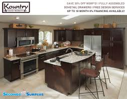 kitchen cabinets financing kountry cabinets shopping for kitchen