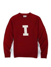 merino indiana vintage letter sweater hillflint luxury