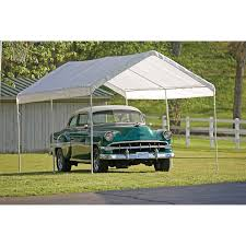 Canopy Storage Shelter by Shelterlogic Max Ap Canopy 10 U0027 X 20 U0027 6 Legs Qc Supply