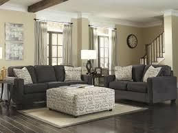 Shop Living Room Sets Benchmark 16601 Alenya Charcoal Living Room Set