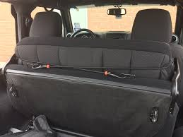 jeep backseat how many jk owners remove the rear seat jeep wrangler forum