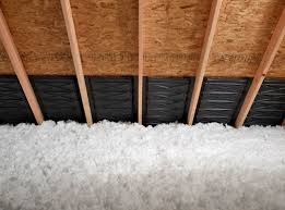 Ceiling Insulation Types by How To Insulate An Attic Floor Greenbuildingadvisor Com