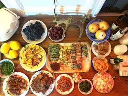 learning to make the food of chuseok korea s version of