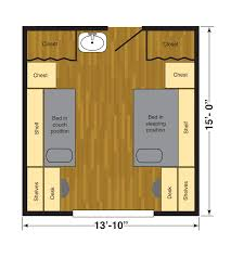 Flor Plan by Coleman Hall Halls Housing Ttu