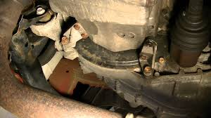 replacing an oil pan 2003 honda civic part 1 youtube