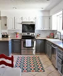 kitchen two toned kitchens information on tone designs home and