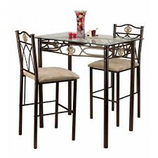 Patio Furniture Pub Table Sets - kitchen table fearless bistro kitchen table bistro kitchen