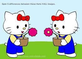 kitty flower u2013 everydayok