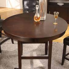 Round Dining Room Table With Leaf by Dining Tables Tall Round Kitchen Table Sets 42 Round Kitchen