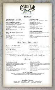 perdido key oyster bar restaurant and marina dinner menu