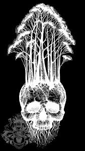 skull trees design 1 by farennikov on deviantart