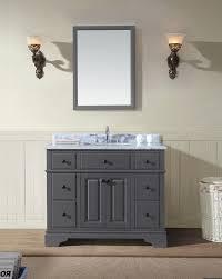 42 Bathroom Vanities by Ari Kitchen U0026 Bath Chela 42