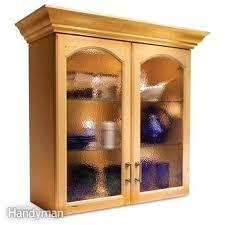 buy kitchen cabinet glass doors convert wood cabinet doors to glass diy
