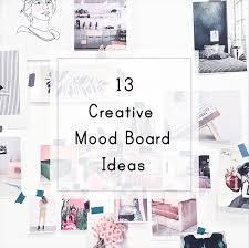 Interior Design Idea Board by Eclectic Trends Free Ebook On 13 Creative Mood Board Ideas