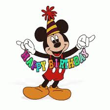 mickey mouse birthday mickey mouse birthday gifs tenor