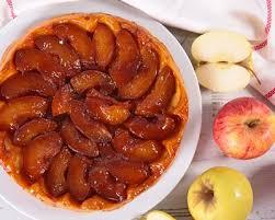 tarte tatin cuisine az recette tarte tatin au pommes elstar