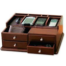 Electronic Desk Organizer Electronic Charging Station Desk Organizer Charging Station