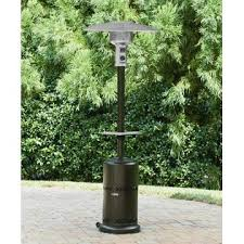 Garden Patio Heater Garden Oasis Patio Heater With Stainless Steel Table Outdoor