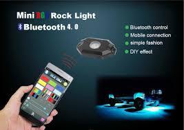 Rigid Rock Lights Auxbeam New Arrival Review Mini Rgb Rock Lights Led Lighting
