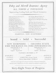New Hampshire can sound travel through a vacuum images Advertisements from the hampton tercentenary booklet 1938 lane jpg