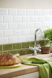 kitchen backsplashes awesome blue subway tile canada green