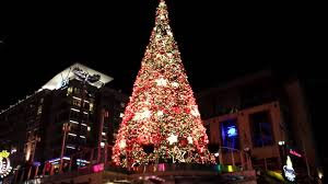 national harbor tree lighting 2014