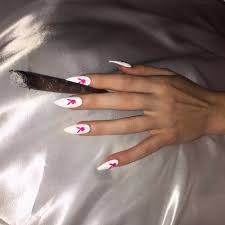 playboy bunny nails louis v blunt u003d smoking in style dope hit