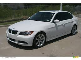 2006 white bmw 325i alpine white 2006 bmw 3 series 330i sedan exterior photo 52450855