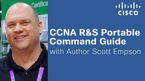 ccna r u0026s portable command guide author scott empson youtube