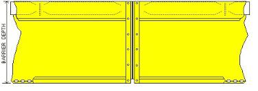 Turbidity Curtains Aerflo Floating Turbidity Barriers