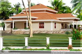 3 Bedroom House Plans Indian Style 3 Bedroom Kerala Style Single Storey House Kerala Home Design