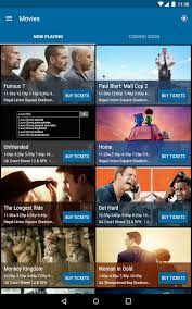 regal cinemas android apps on google play