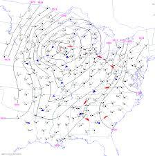 Isu Map Meteorology 417 Weekly Labs