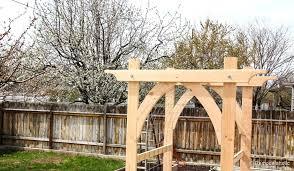 lowes wedding arches garden arbor elcorazon club