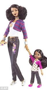 barbie launch black doll