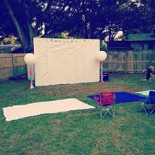 98 best kids outdoor movie themed parties and backyard party ideas
