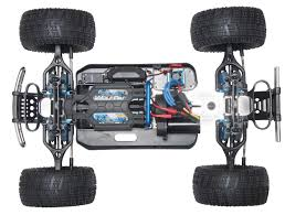 Team Associated Qualifier Series Rival Monster Truck Video Added