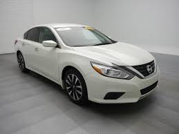 grey nissan altima 2016 pre owned 2016 nissan altima 2 5 sv 4dr car cicero w31223 cicero