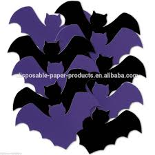 Vampire Decorations For Halloween Halloween Party Supplies Paper Decorations Haunted Halloween Party