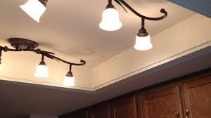 Fluorescent Kitchen Lights Traditional Kitchen Fluorescent Lighting Fixtures Ceiling On Light