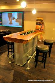 furniture gorgeous rustic bar ideas family room traditional wood
