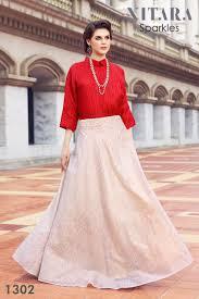 gosiya exports nitara sparkles designer dresses at wholesale