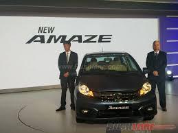 2016 honda amaze facelift launch price specs photos