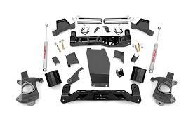 6in suspension lift kit for 14 18 4wd chevy silverado gmc sierra