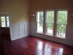 Wainscoting Around Windows Peter Rumsey Sells The Triangle